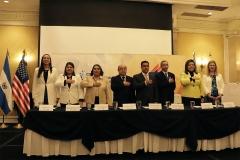 Titulares del Instituciones del Sector Justicia.