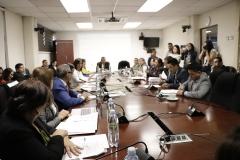 La Comisión de Legislación y Puntos Constitucionales recibió a autoridades del TEG para estudiar las reformas a la LEG