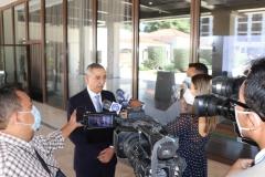 5- Dr. Néstor Castaneda, entrevistado por diversos medios de comunicación.
