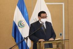 2- Lic. Rodrigo Molina, Gerente General de Administración y Finanzas, rindiendo cuentas sobre la gestión  administrativa y financiera institucional