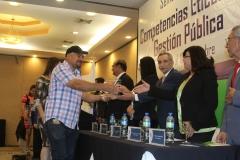 Entrega de reconocimientos a Comisiones de Ética por labor destacada