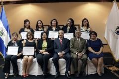 Graduados de Cursos especializado y avanzado de Ética Pública.