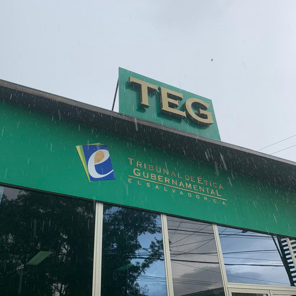 TEG sanciona a ex alcalde por proselitismo político